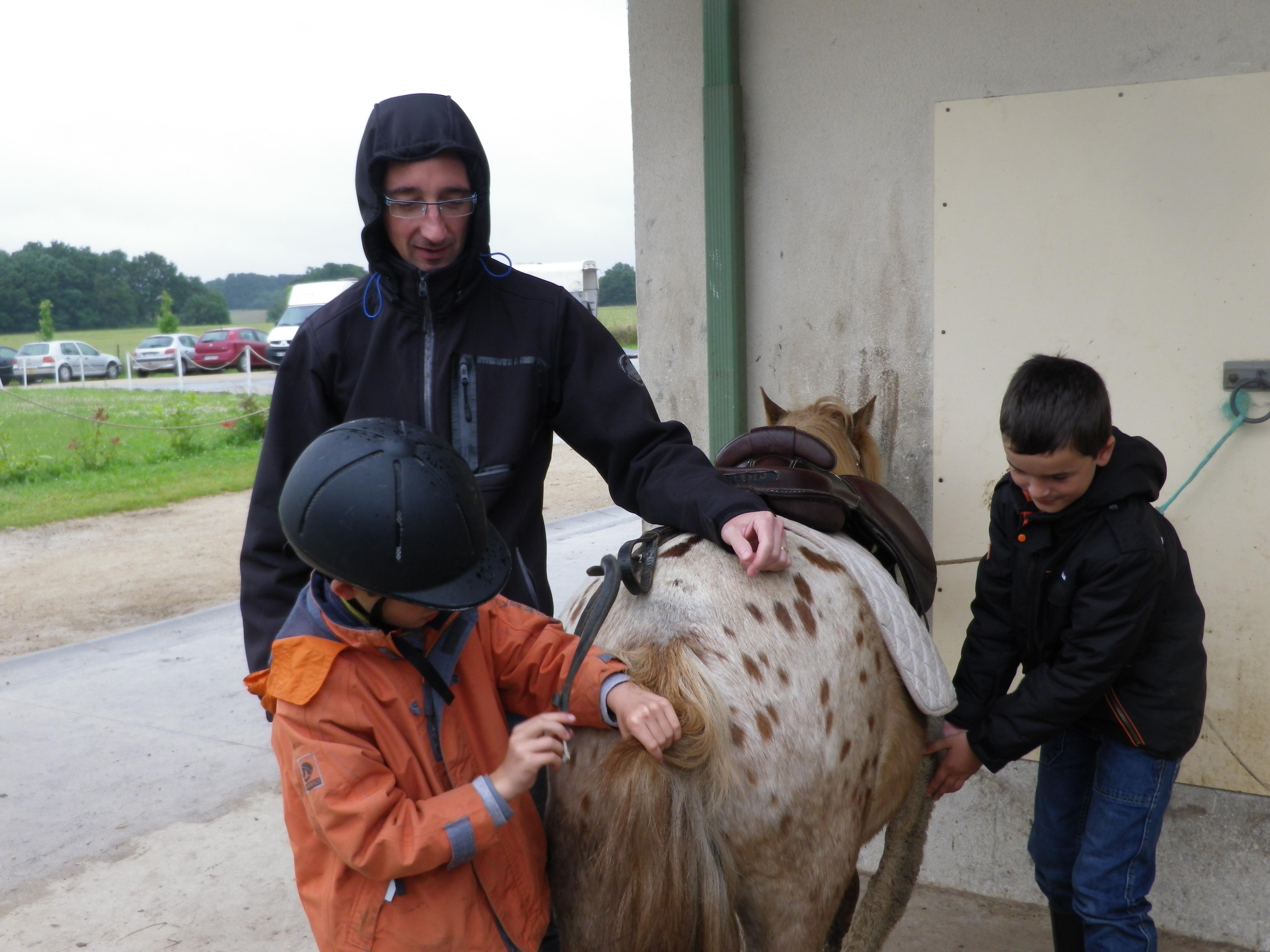 centre equestre fontenay sur eure